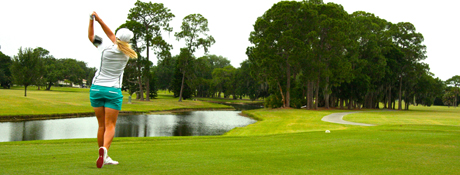 Golf Course - Palm Aire